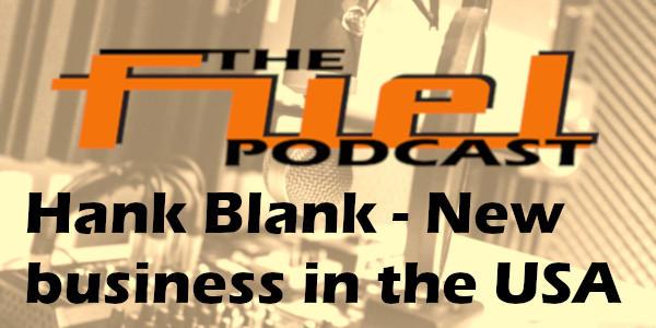 Hank Blank Title image